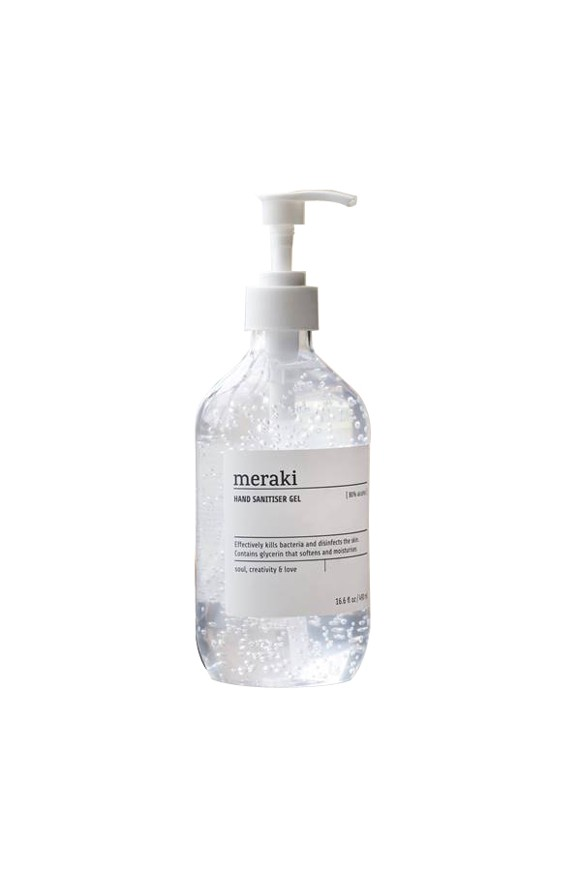 Meraki - Hand Sanitizer Gel With 80% Alcohol 490 ml (309770005)
