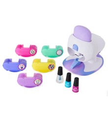 Cool Maker - Go Glam Deluxe Nail Stamper (6054791)