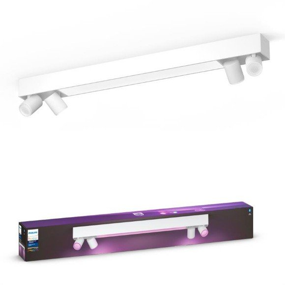 Philips Hue - Centris 4-spot Ceiling Light - White & Color Ambiance