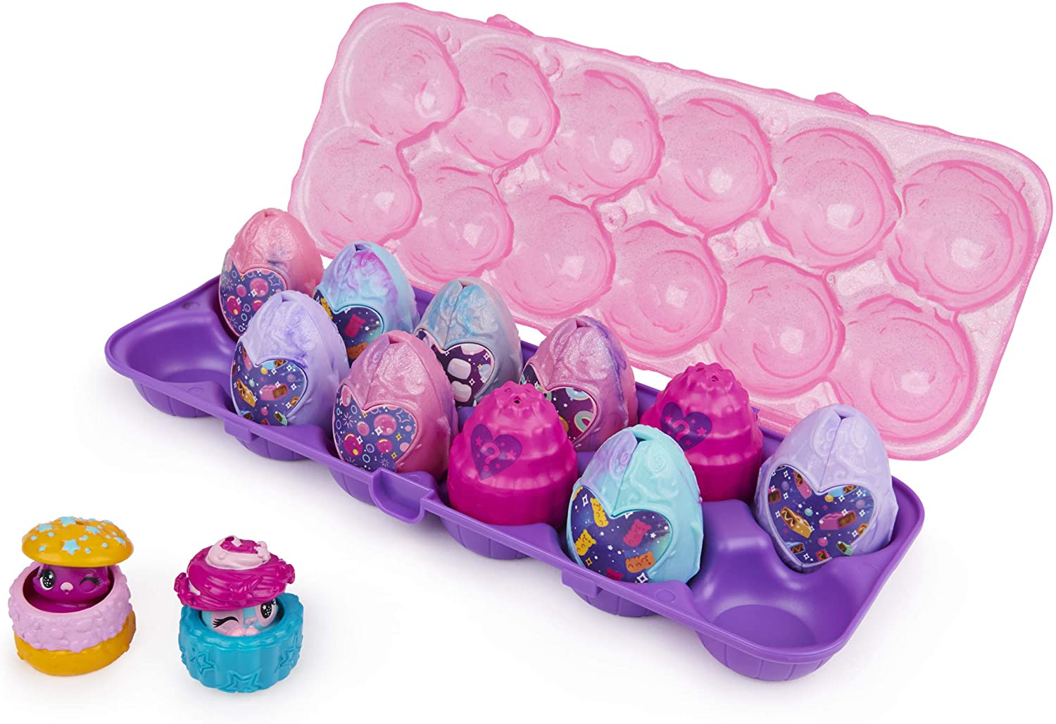 Hatchimals - Colleggtibles S8 12pk Egg Carton (6056401)
