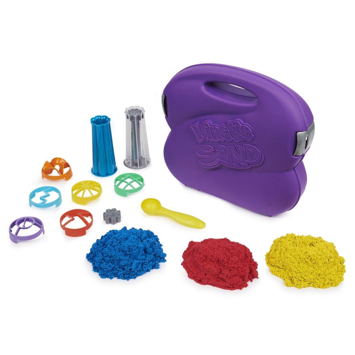 Kinetic Sand - Sandwhirlz Playset (6055859)