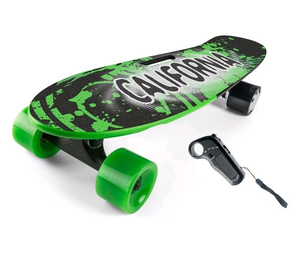 California - Elektrisk Skateboard (24300)