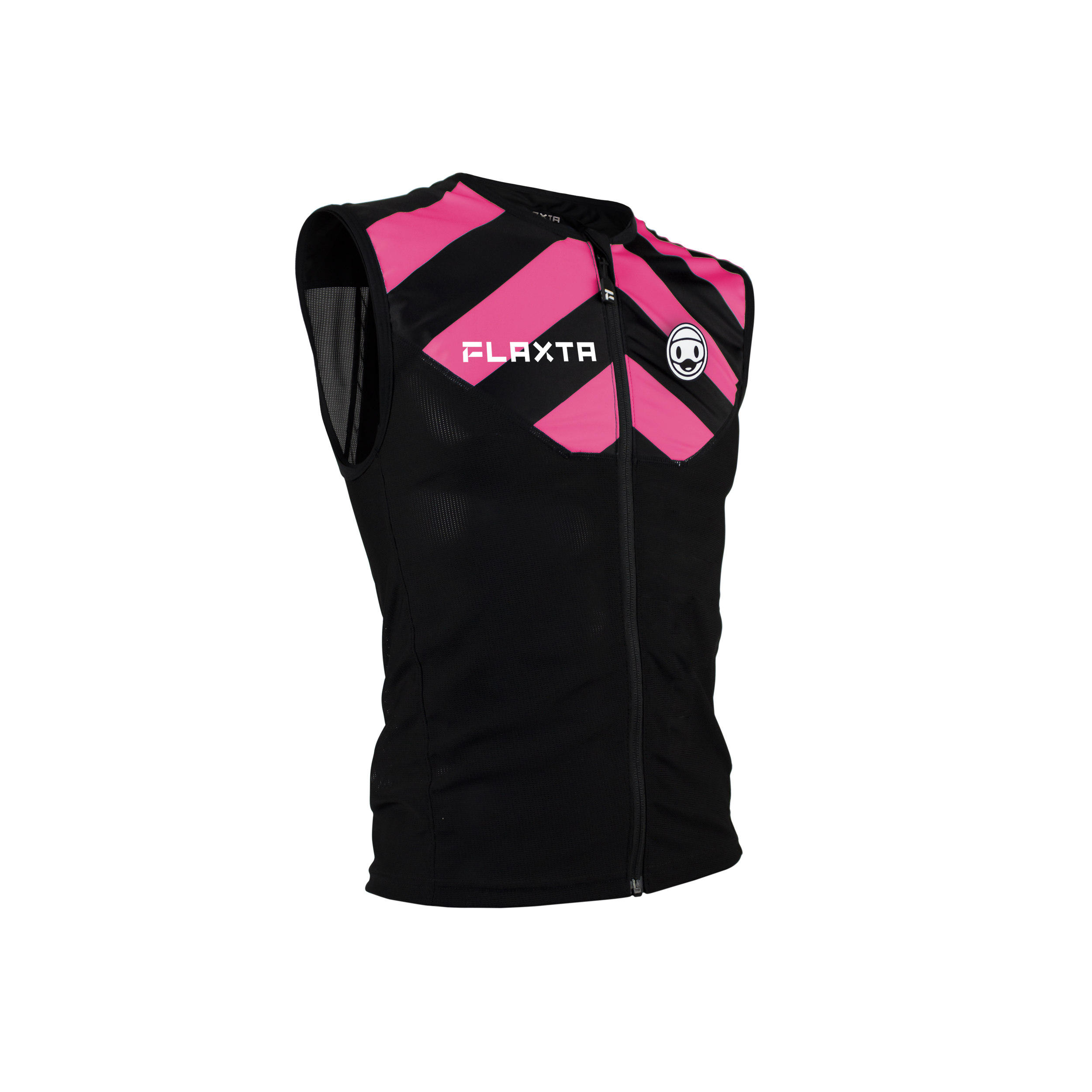 Flaxta Junior - Protection Vest - Pink (L)