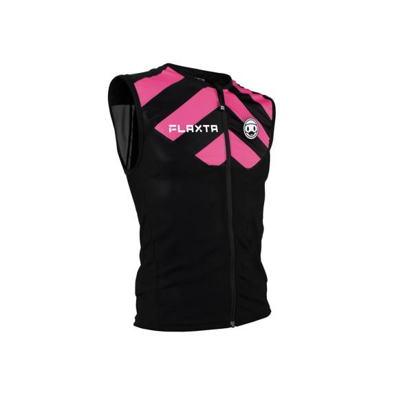 Flaxta Junior - Protection Vest - Pink (L)