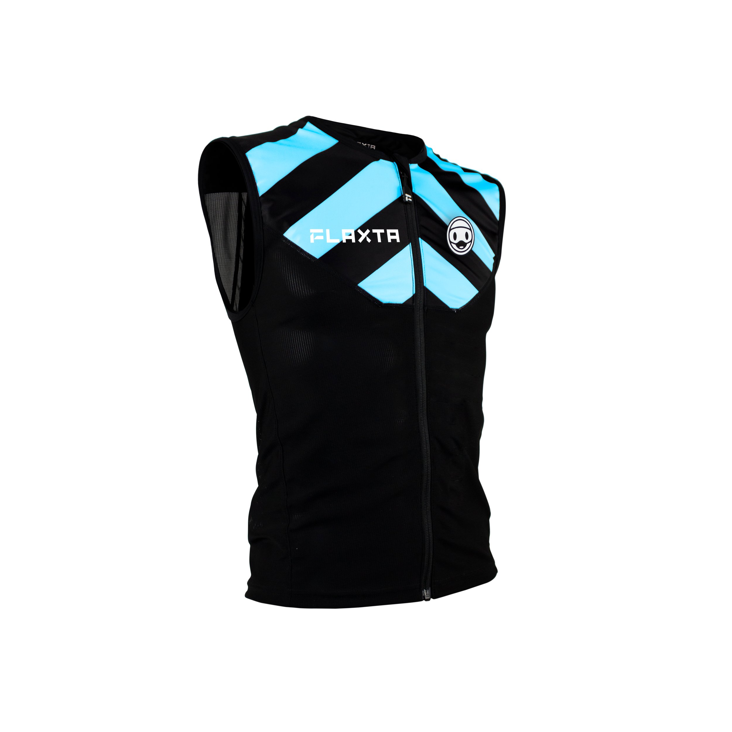 Flaxta Junior - Protection Vest - Blue (M)