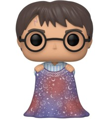 Funko POP! - Harry Potter - Harry Potter with Invisibility Cloak (48063 )