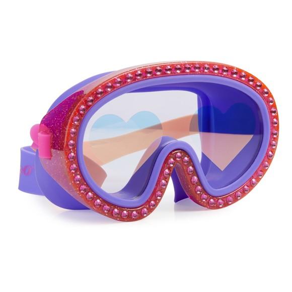 Bling2o - Swim Mask, I Love Raspberries (602556)