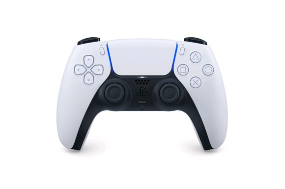 Sony Playstation 5 Dualsense Controller White