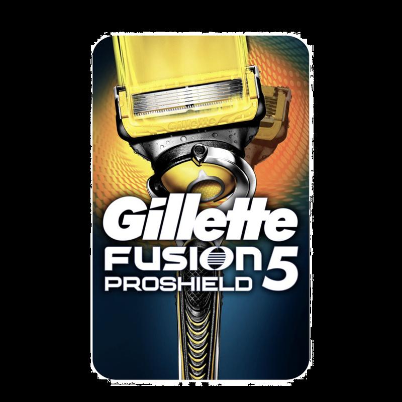 Gillette - Fusion Proshield Razor 1Up