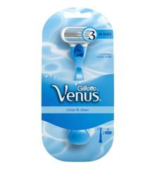 Gillette - Venus Barberskraber Close & Clean Smooth