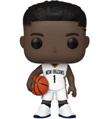 Funko POP! NBA: New Orleans Pelicans - Zion Williamson (44279)