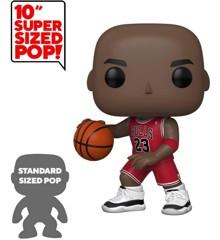 Funko POP! - NBA: Bulls - 25 cm Michael Jordan (Red Jersey)
