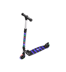 Outsiders - Lucio Foldable Scooter w. multible LED lightning Black (M588)