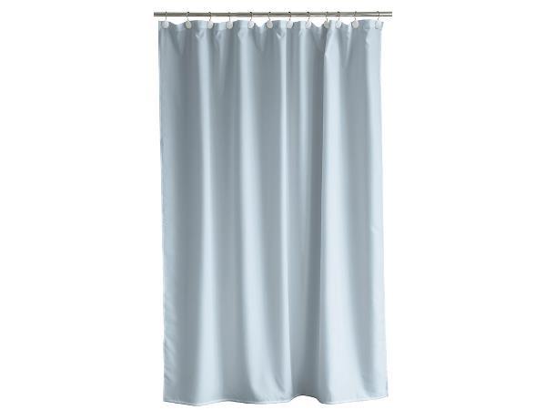 Södahl - Comfort Shower Curtains - Linen Blue (727201)