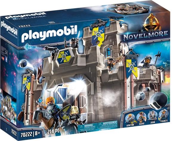 Playmobil - Novelmore Fortress (70222)