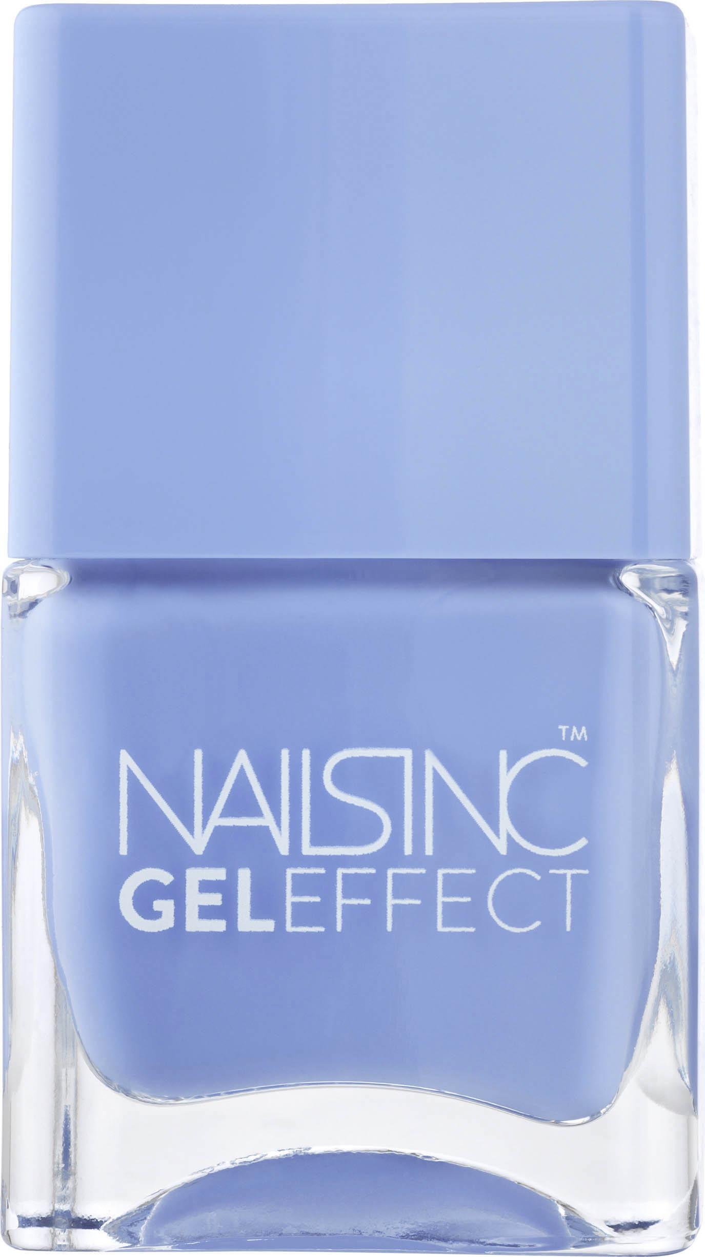 Nails Inc - Gel Effect Nail Lacquer 14 ml - Regents Place