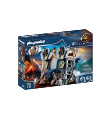 Playmobil - Novelmore mobil katapultfæstning (70391)