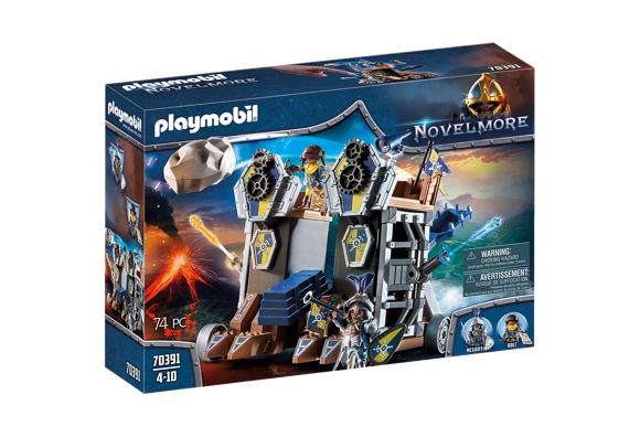 Playmobil - Novelmore Mobile Katapult Fortress (70391)