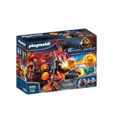 Playmobil - Burnahm Raiders lavakanon (70394)
