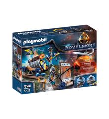 Playmobil - Novelmore angrebstrop (70538)