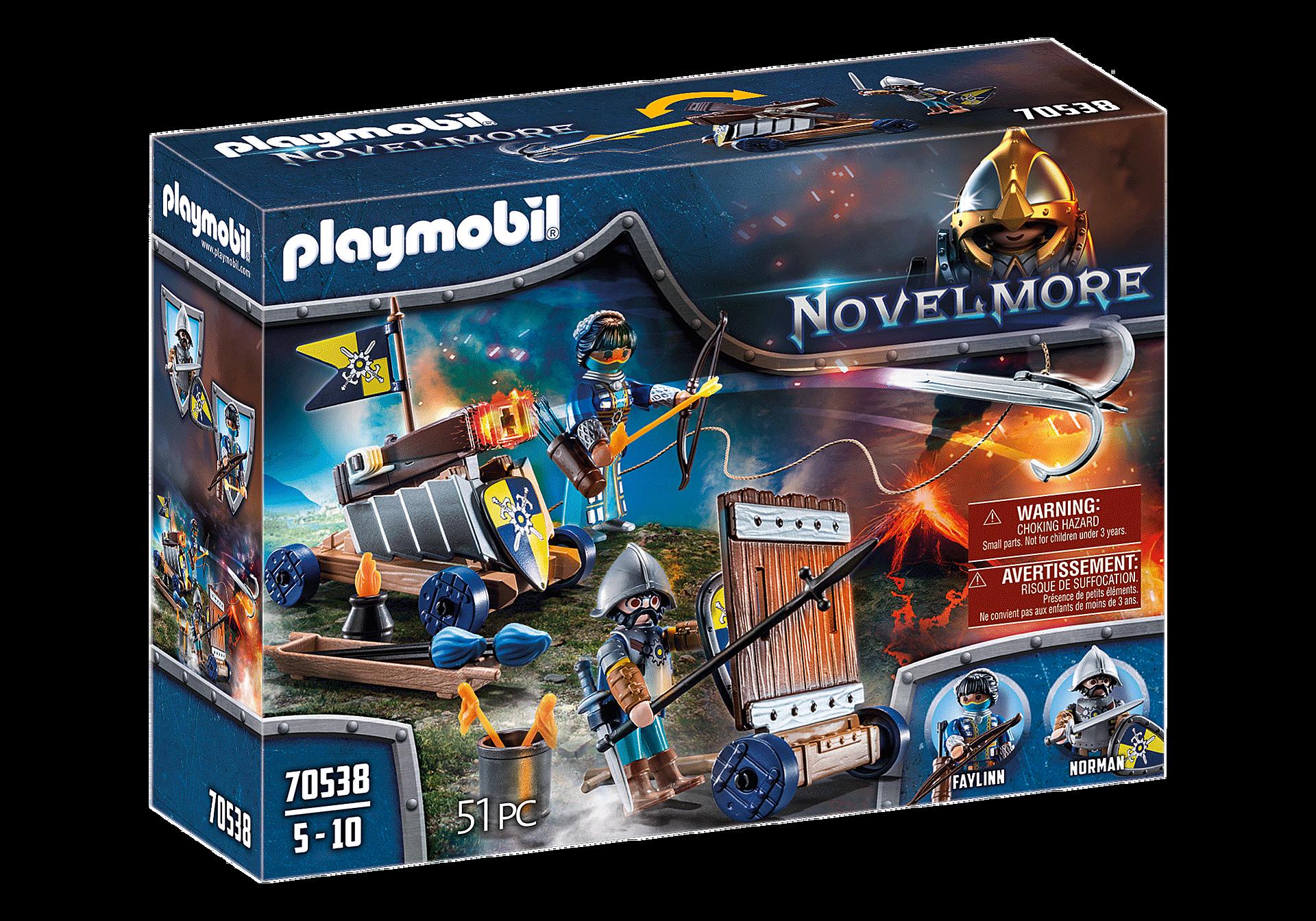 Playmobil - Novelmore Defense Squad (70538)