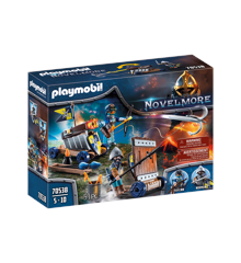 Playmobil - Novelmore Defense Squad (70538)