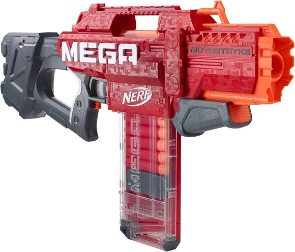 NERF -  MEGA - Motostryke (E6474)