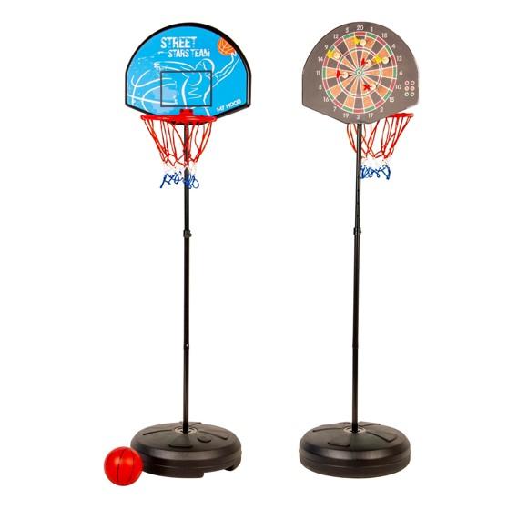 My Hood - Basketball with Darts (304030)
