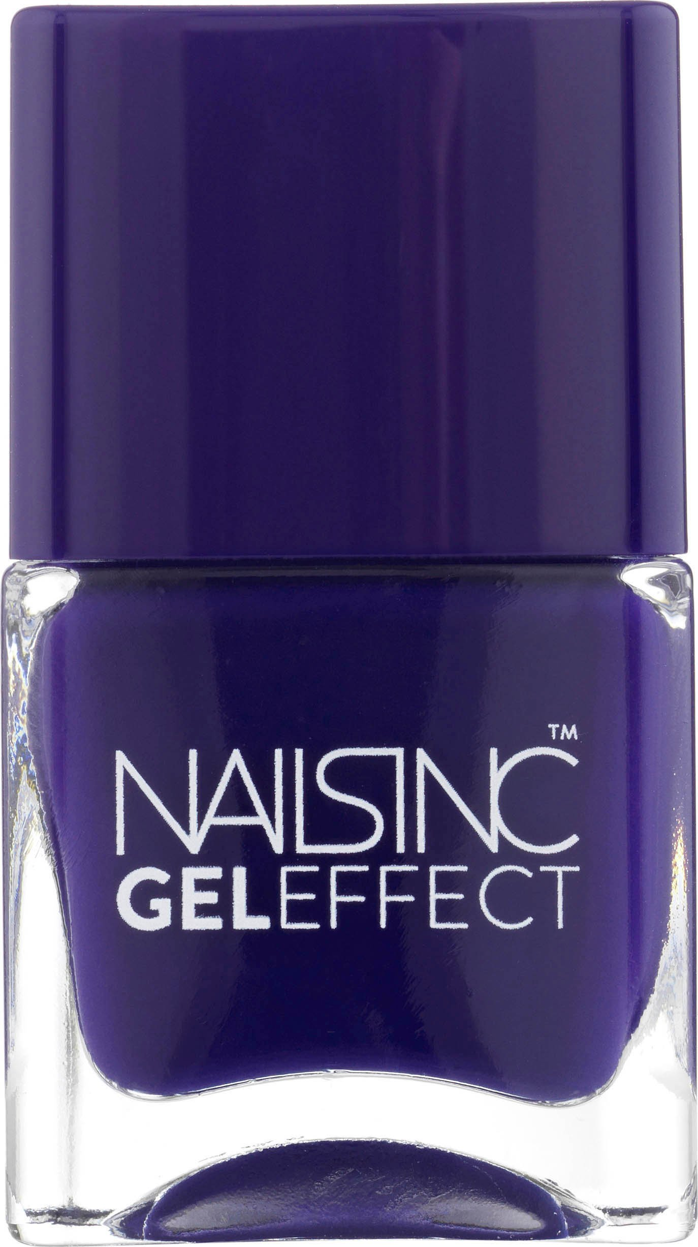 Nails Inc - Gel Effect Nail Lacquer 14 ml - Old Bond Street