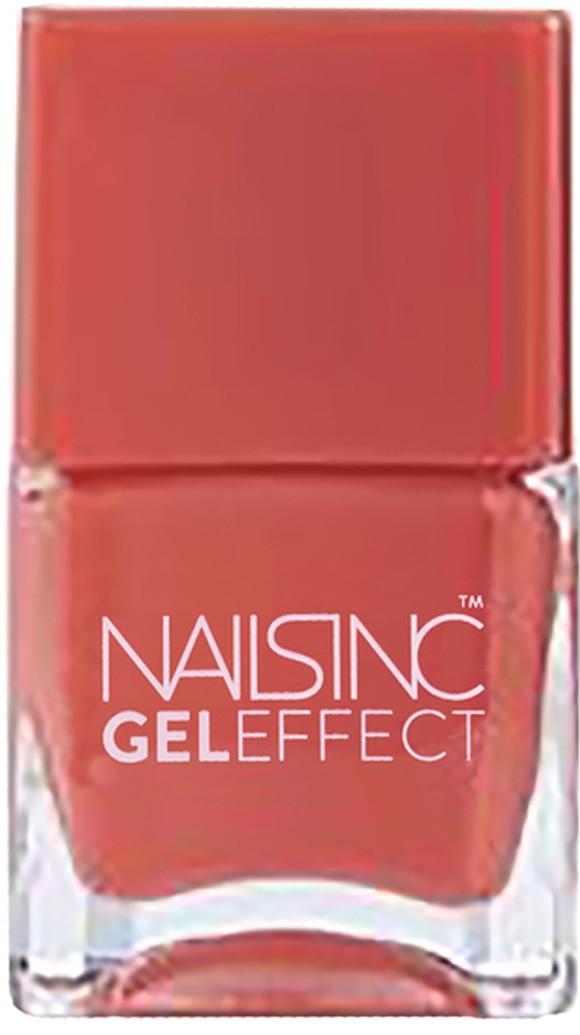 Nails Inc - Gel Effect Nail Lacquer 14 ml - Rosebury Road