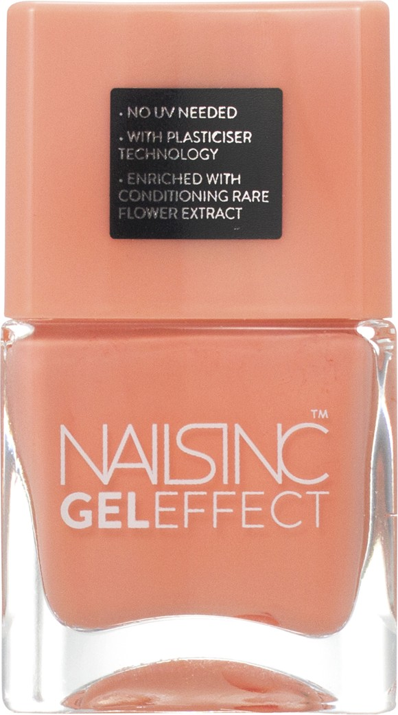 Nails Inc - Gel Effect Nail Lacquer 14 ml - Spring Gardens