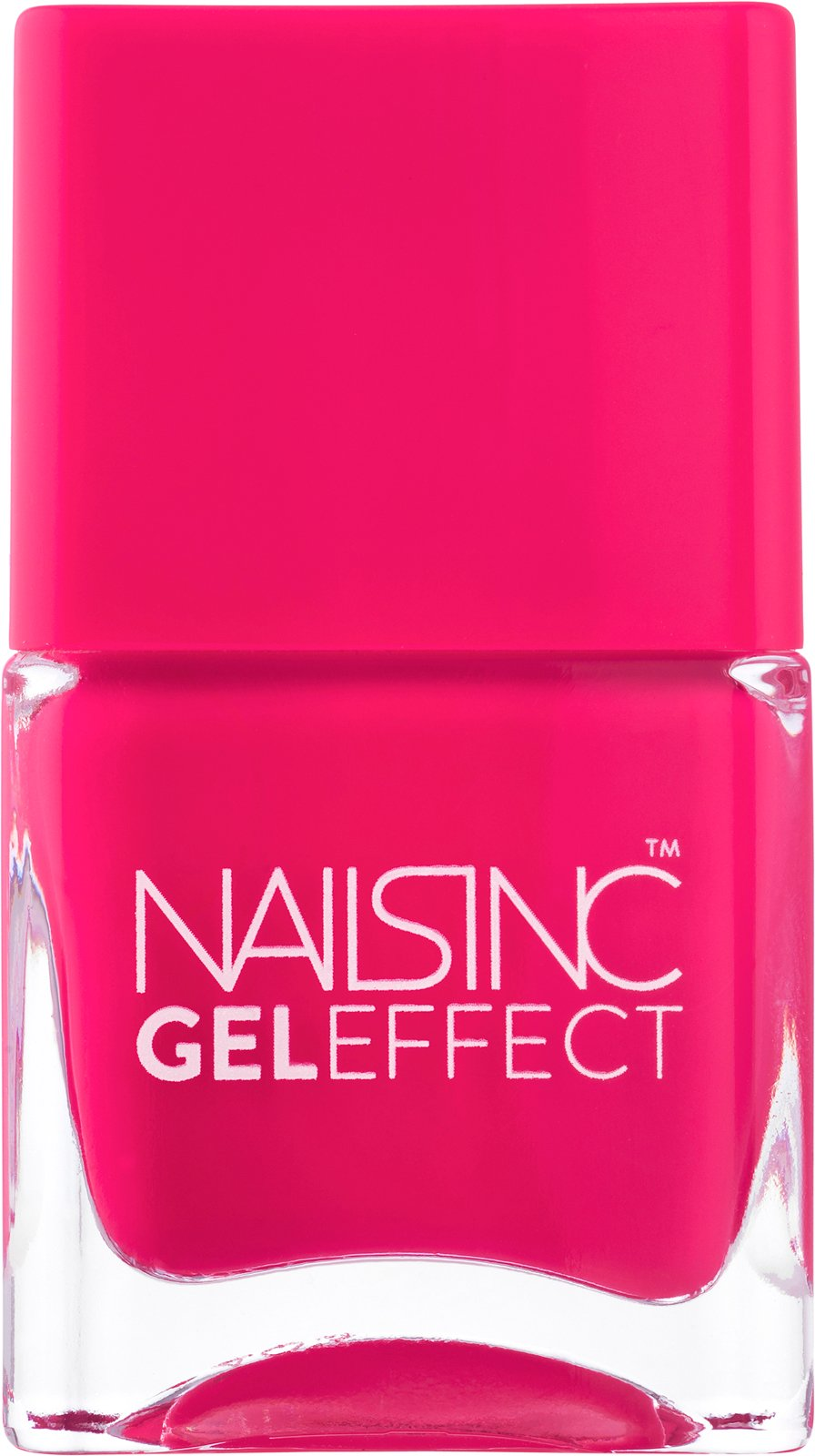 Nails Inc - Gel Effect Nail Lacquer 14 ml - Great Queen Place