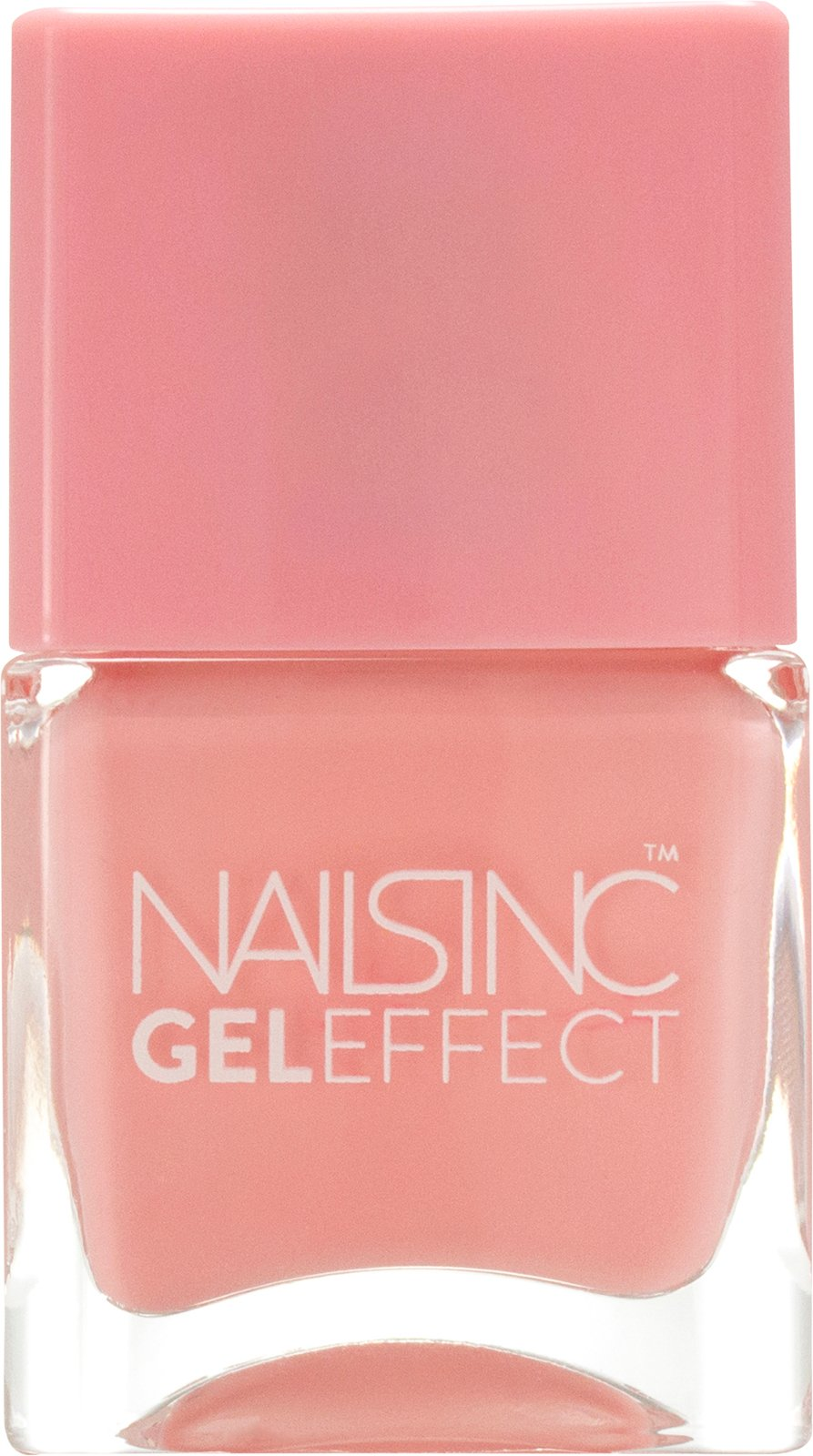 Nails Inc - Gel Effect Nail Lacquer 14 ml - Francis Street