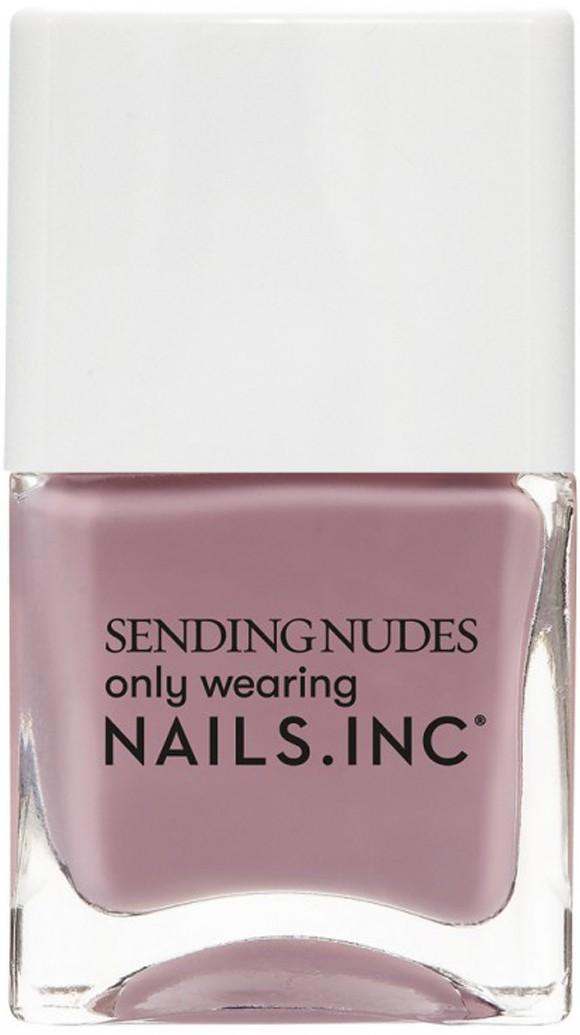 Nails Inc - Send Nudes Nail Polish 14 ml - Girl