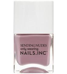 Nails Inc - Send Nudes Neglelak 14 ml - Girl