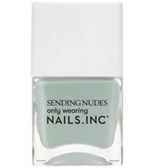 Nails Inc - Send Nudes Nail Polish 14 ml - Rude Not To
