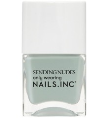 Nails Inc - Send Nudes Neglelak 14 ml - Rude Not To