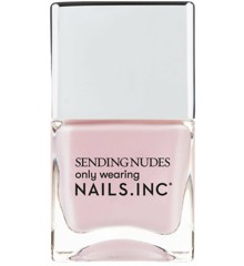 Nails Inc - Send Nudes Nail Polish 14 ml - Nakey Nakey