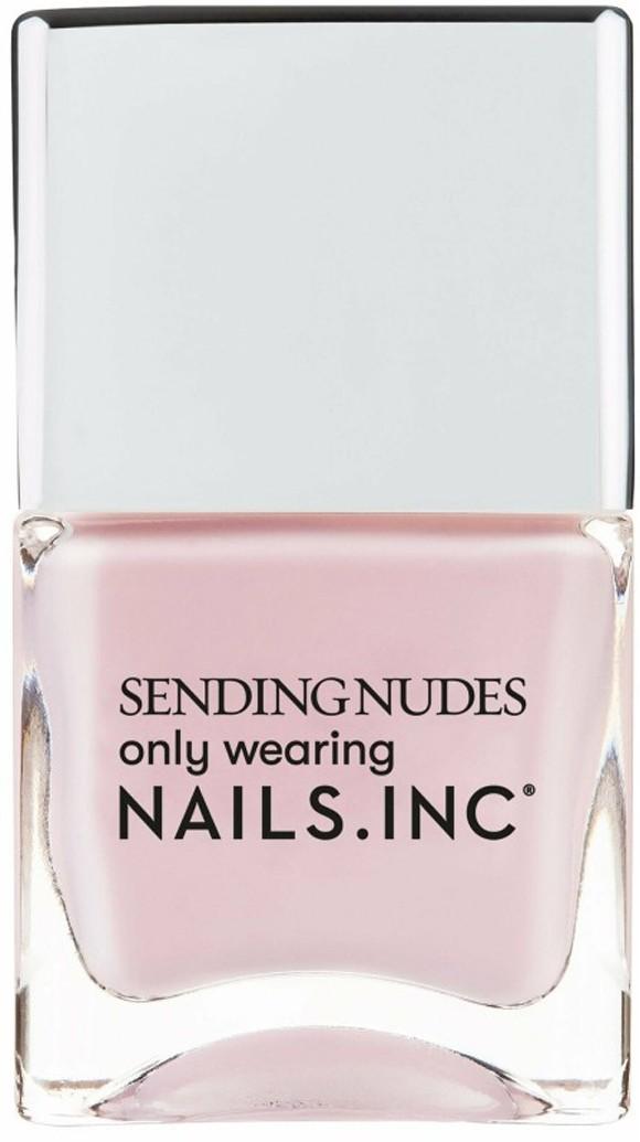 Nails Inc - Send Nudes Nail Polish 14 ml - Nakey Nakey