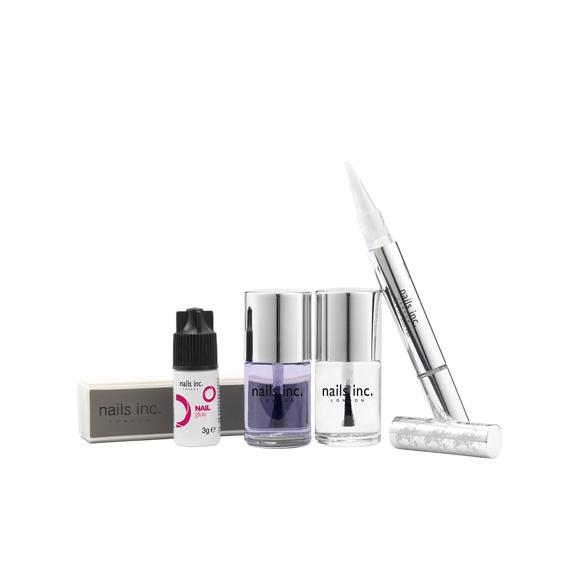 Nails Inc - Treatment Pack for 3 Weeks