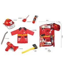 Firefighter Costume Set (520221)