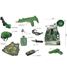 Elite Troops - Military Costume Set (520222)