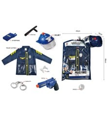 Police Force Costume Set (520223)
