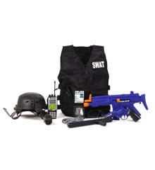 S.W.A.T Equipment Costume Set (520224)