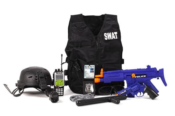 S.W.A.T Equipment Costume Set (520224)