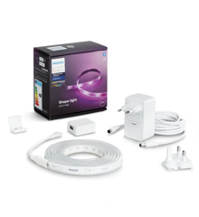 Philips Hue - Lightstrip Plus Basis-Set V4 2 Meter