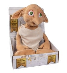 Harry Potter - Dobby - Plys Bamse m. Lyd