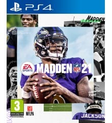 Madden NFL 21
