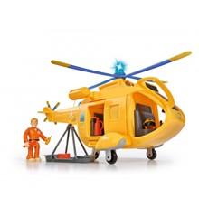 Brandmand Sam - Wallaby II Helikopter med Lyd