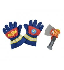 Fireman Sam - Fireman Gloves and Axe (I-109252105)